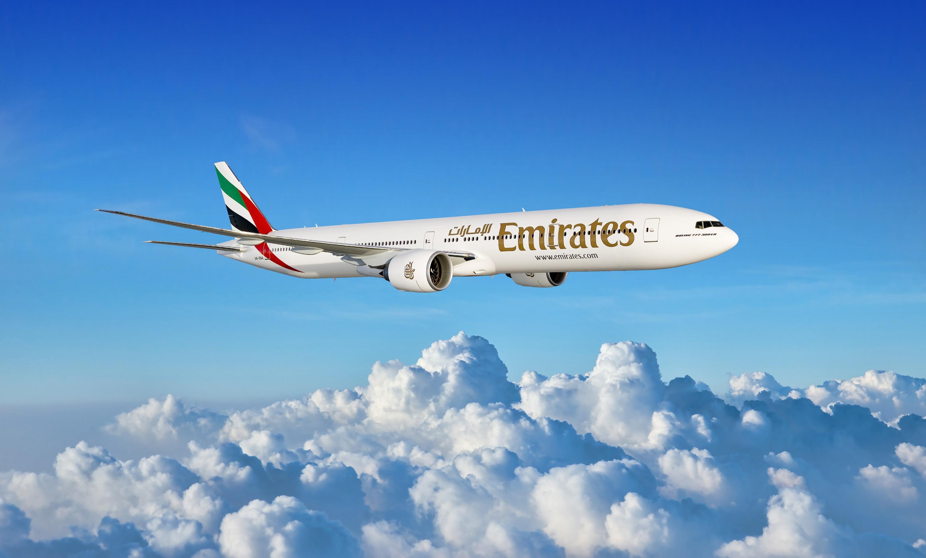 codeshare emirates bangkok airways