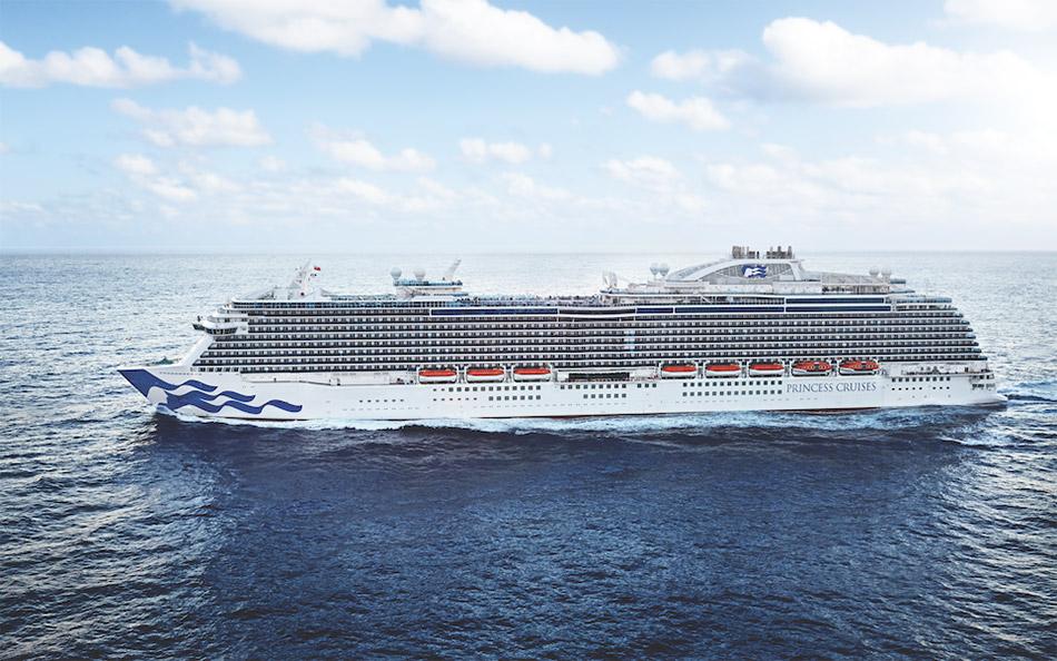 Princess Cruises to build two next-gen, dual-fuel ships