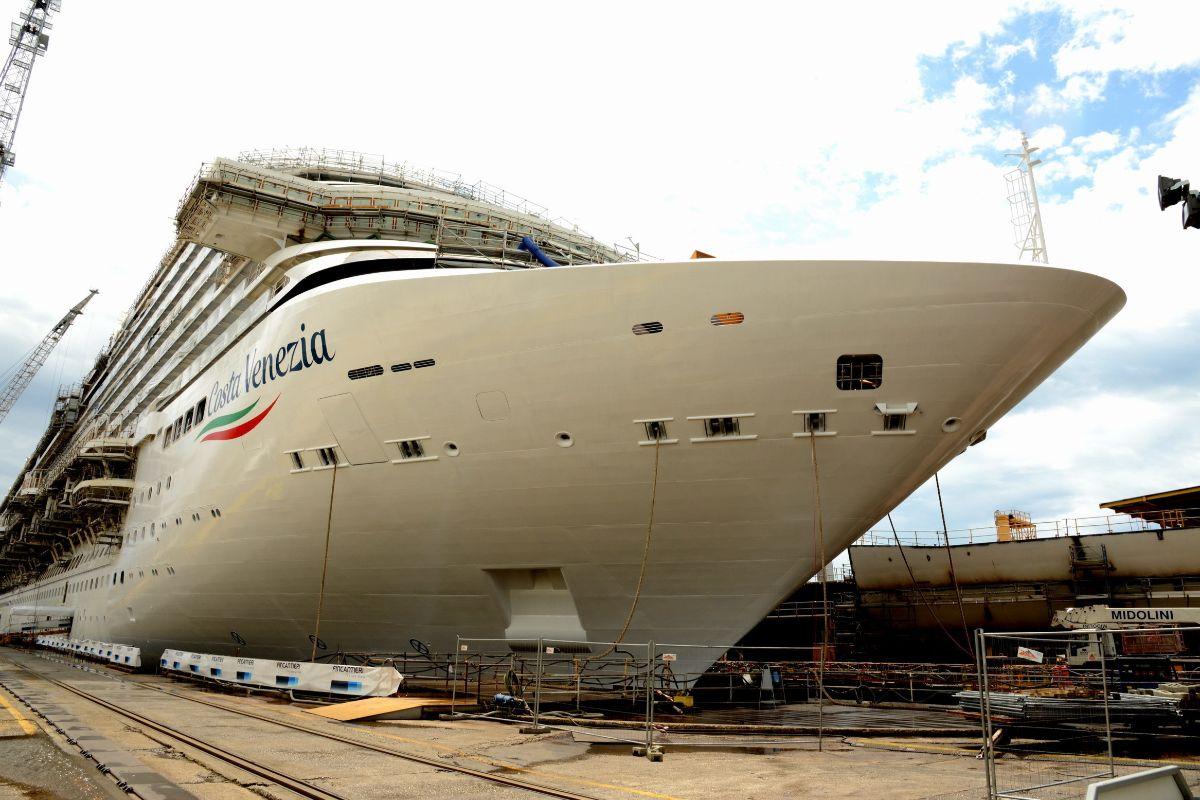 Costa provides plenty of beauty with its new ship