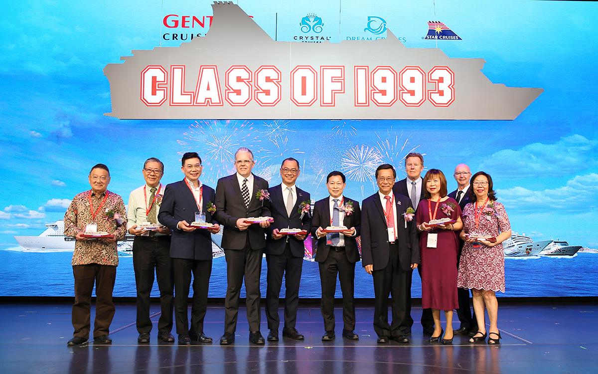 Genting Cruise Lines celebrates 25 years of cruising in Singapore
