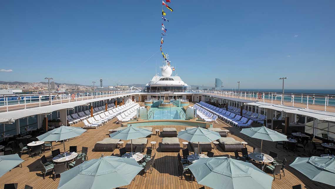 Refurbished Regent Seven Seas sails on new adventures