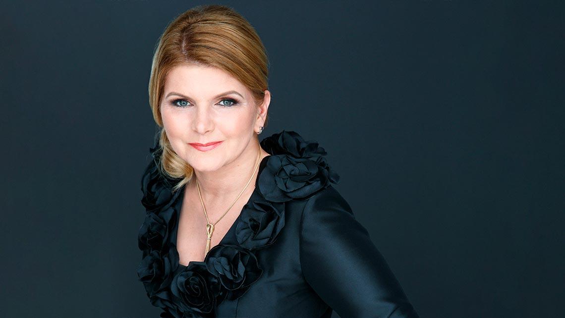 Talent show producer named Crystal Ravel's godmother