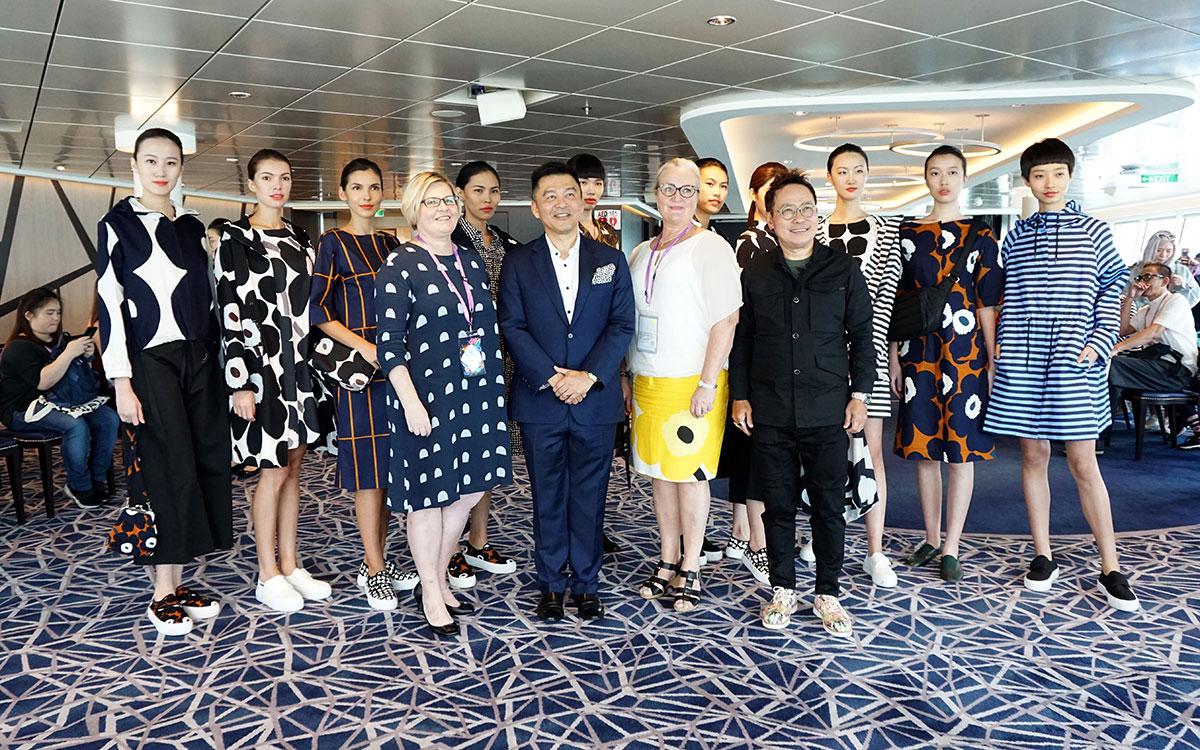 Dream Cruises finds its fashion flair