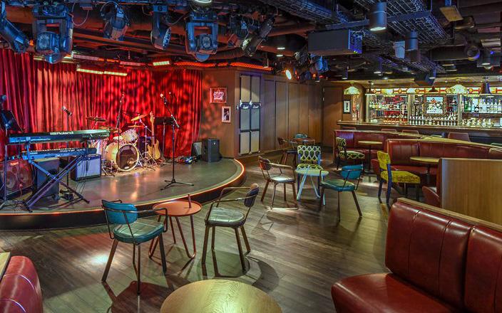 Norwegian Breakaway gets new rock-themed bar