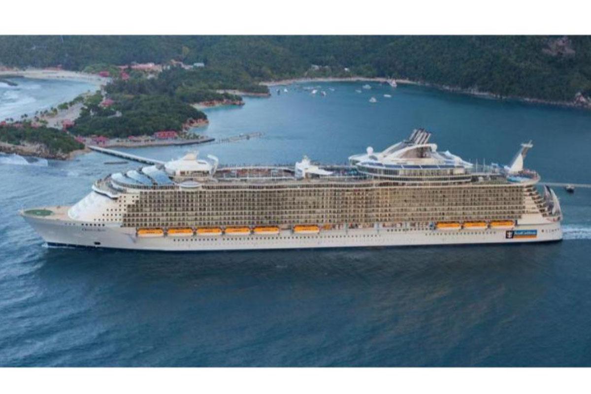 Royal Caribbean vessel set for $165M refit