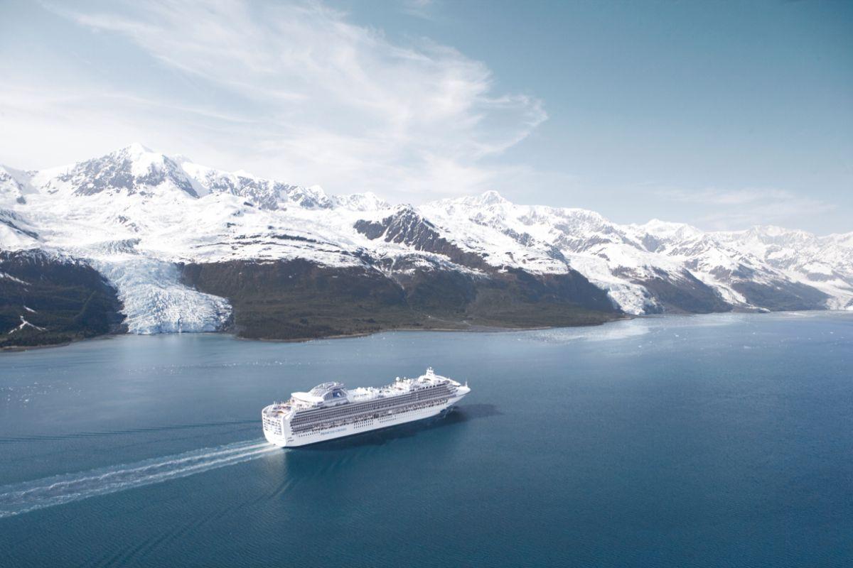 Princess sets sail on largest Alaska deployment