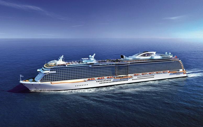 That S Enchanting Princess Reveals Name Of New Ship