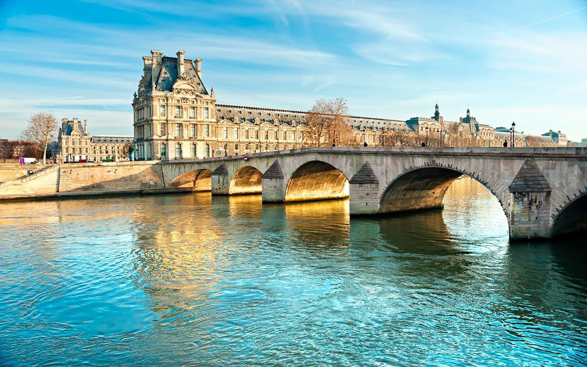 Chef Alain Ducasse launching Seine dinner cruises