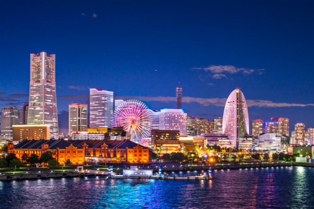 Yokohama adds new piers to cope with big ship demand