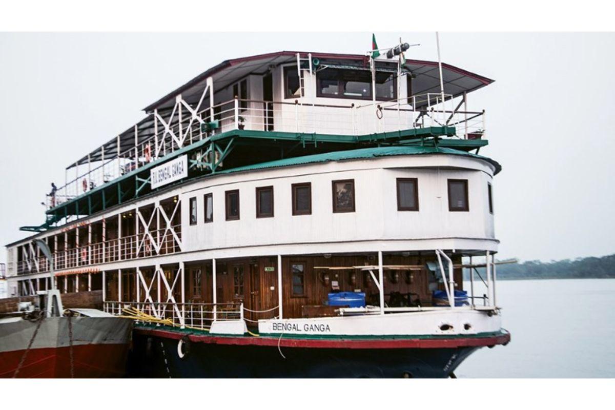 Cruise Review: Making history on India-Bangladesh sailing