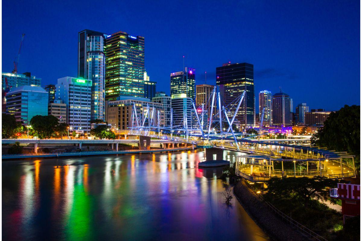 Brisbane's new mega cruise ship terminal takes shape