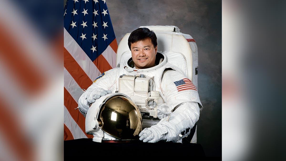 leroy chiao astronaut - photo #7