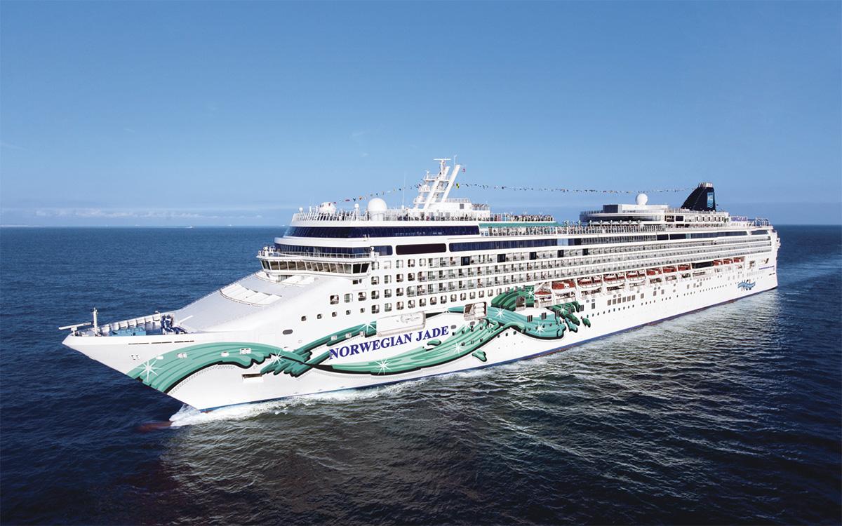 Norwegian Jade reveals its upcoming Asia programme
