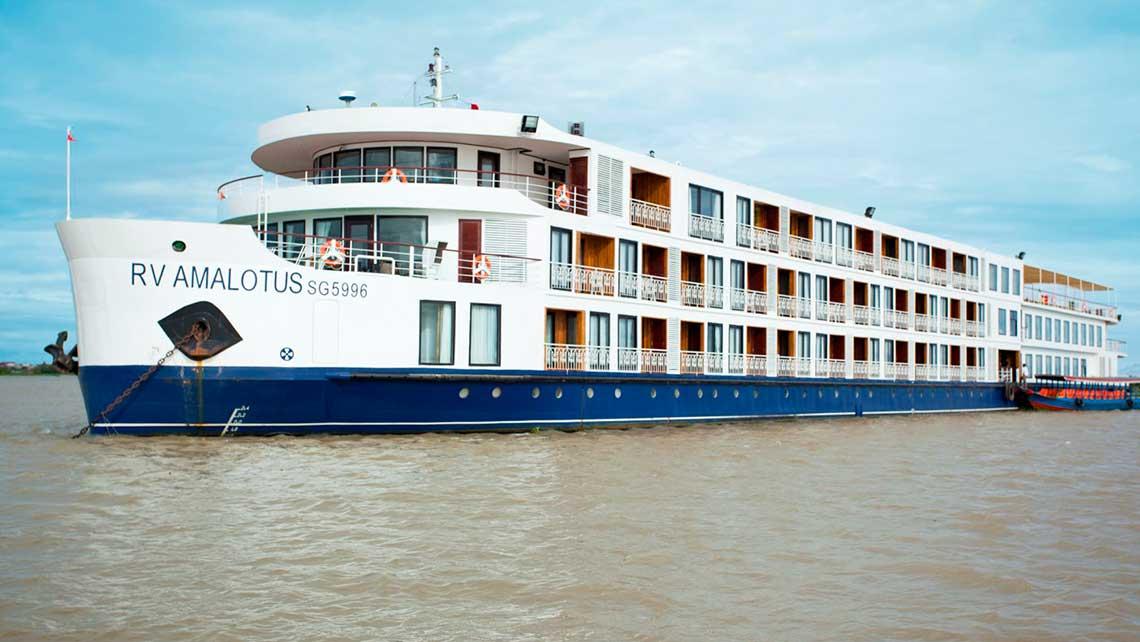 Celebrity chef Luke Nguyen will host three gourmet river cruises in 2019