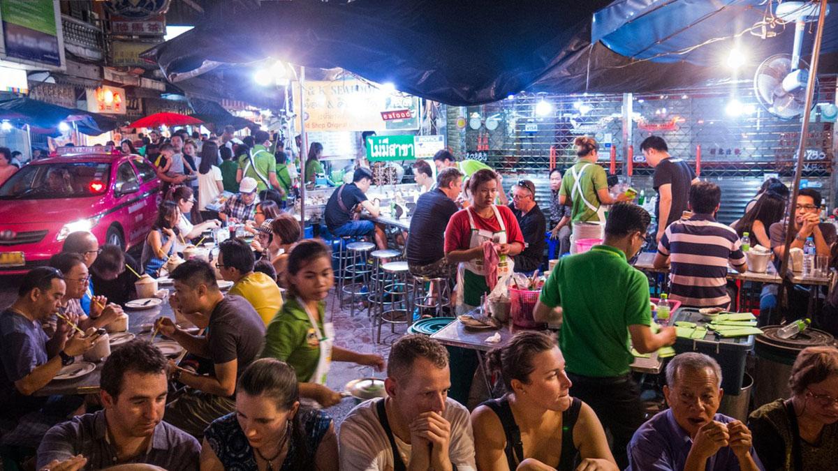 Street Food Bangkok Ban