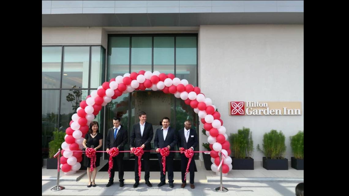 Hilton Garden Inn Puchong Opens Its Doors Travel Weekly Asia