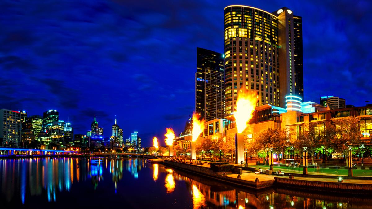 Address Crown Casino Melbourne