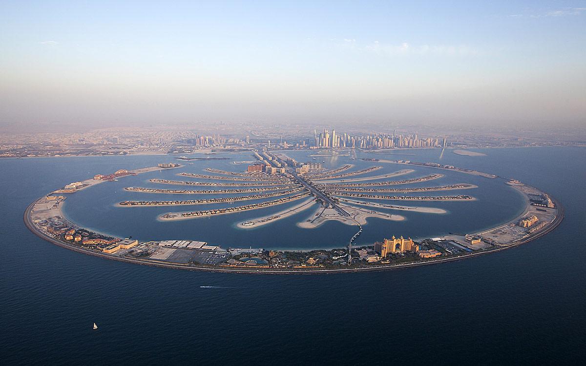 Palm Island Accommodation Dubai