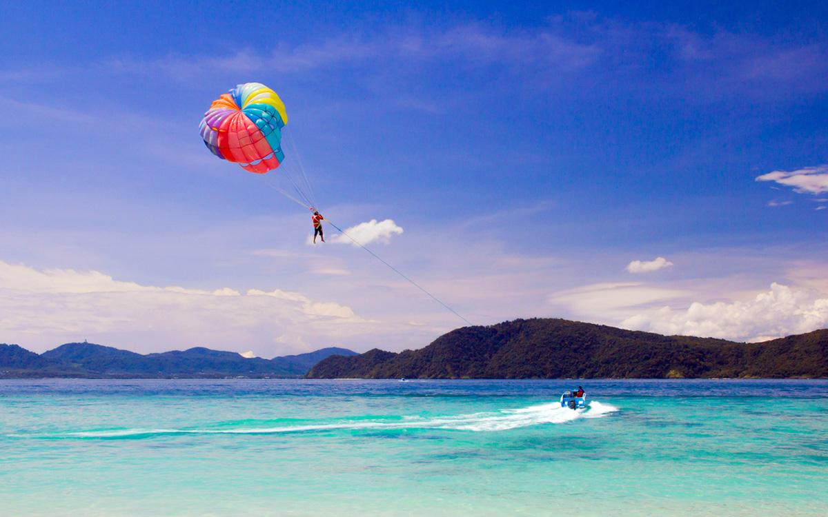 Tale of two destinations: Bali peaks, Phuket plummets