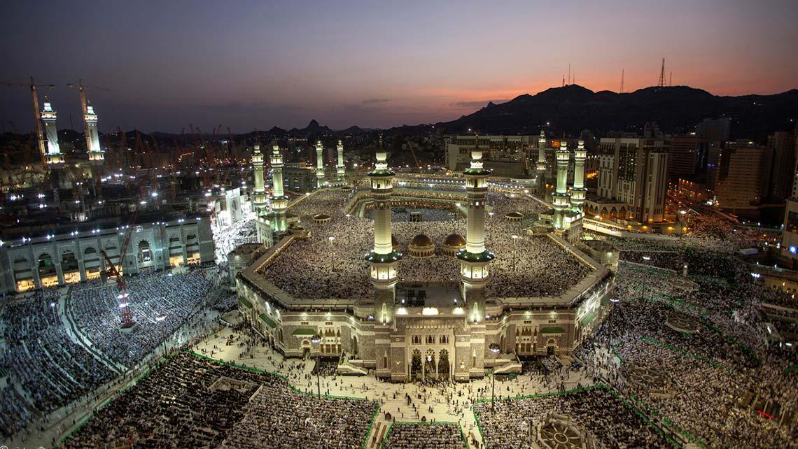 Luxury Hotel Overlooking Mecca To Open In 2019 Travel